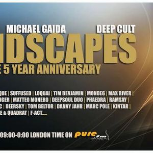 Deep Soul Duo - Mindscapes 5 Years Anniversary @ Pure.FM