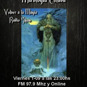 #828 Mitologia Eslava