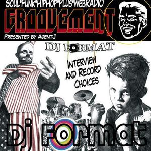 GROOVEMENT // DJ Format / Interview 16FEB08