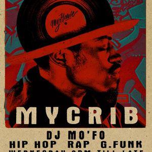 Dj Mo'Fo HK MyCrib 201216