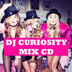 DJ Curiosity - Mix CD 2017 (R&B - Hip Hop - Dancehall)
