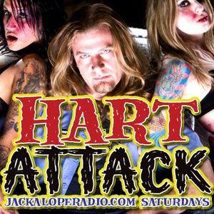 Hart Attack 121 Max DeVill