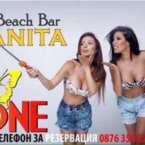 Miss Silicone @ La Cubanita Beach Bar, Sunny Beach 22.07.2016