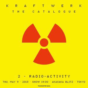 Kraftwerk - Akasaka Blitz, Tokyo, 2013-05-09 - Part 1 of 2