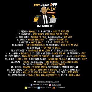 #CITYJUMPOFFMIX WITH DJ GUNZEE ON CITY 105.1 FM [EPISODE 29]