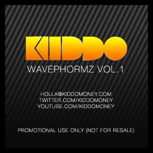 WavePhormz Vol.1 (minimix) - Kiddo