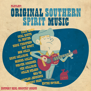 Original Southern Spirit Music - Country Music/Western Swing