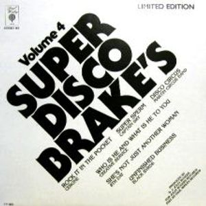Disco breaks mix (old! All from vinyls!)