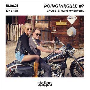 Poing Virgule #07 CROSS-BITUME w/ Sokolov