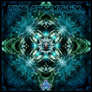 Sample  v/A THE FOUNTAIN, compiled by azzault. hologramxRecs 2016