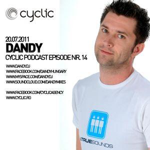 Cyclic Podcast Episode Nr 14 - Dandy - 20.07.2011