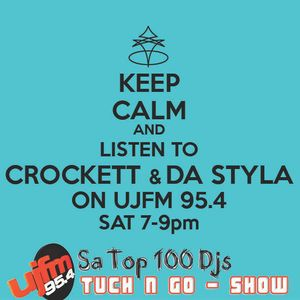 The Hooligans (Crockett & Da StyLa) Live on UJFM