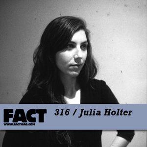FACT Mix 316: Julia Holter