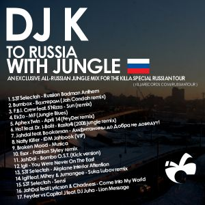 To Russia With Jungle