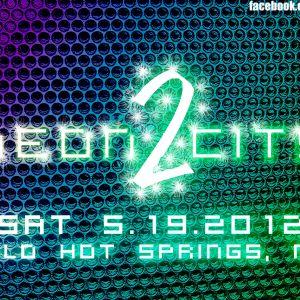 Neon City: Car-ride-home-set