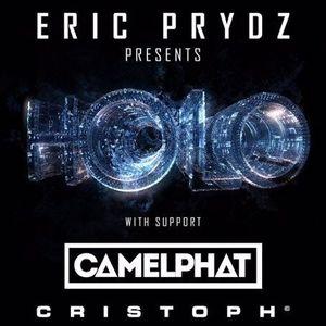 Eric Prydz - HOLO at Braehead Arena, Glasgow 06.02.2018