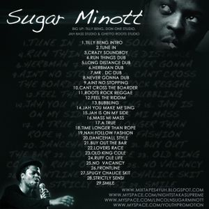 NIGHT STAKA SUPREME - SUGAR MINOTT REMASTERED