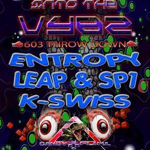 DJ Entropy - Live at Deep Into The Vybz, Manchester, NH, 6-27-12