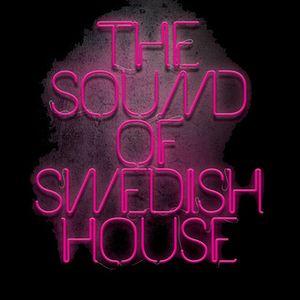 The Swedish house sound mix