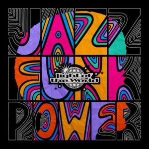 Cloud Jazz Nº 1893 (Light of the World)
