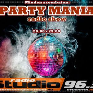 Party Mania Radio Show Exclusive DJMix (TM STREET) 2011-11-05