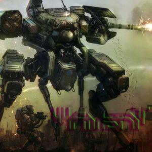 Wambat's Mecha War Breaks Mini - Mix