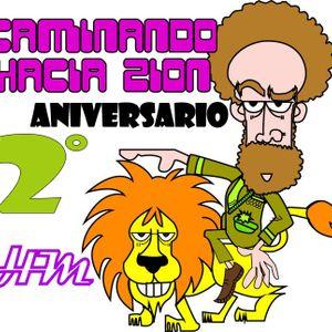 Mega Mixtape 4 Caminando hacia Zion 2do Aniversario
