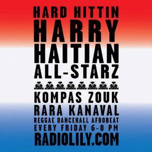 HAITIAN ALL STARZ RADIO LILY 2.22.13