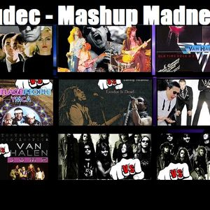 Rudec - Pop-Rock Mashup Madness Mixtape