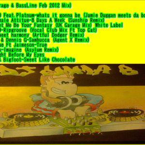 Emma.B -- Garage//Baseline Feb 2012 Mix --