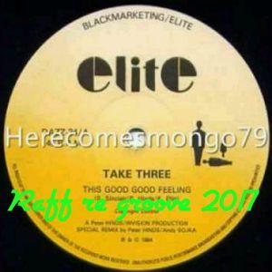 Take three re groove 2017