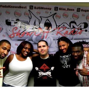 ShowOff Radio Replay || 04.29.12 InStudio Guest @Twinzo #OvertimeConcertSeries
