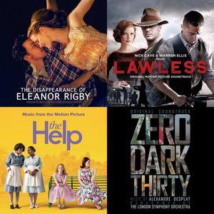 Soundtrack Adventures #155 with Jessica Chastain @ Radio ZuSa 2015-01-25