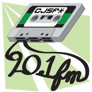 Monoloq Live (DJ Set) - The E.D.M. Show - CJSF 90.1fm - 08/17/12