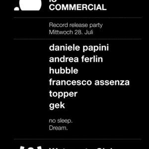 Daniele Papini & Andrea Ferlin @ Club der Visionäre 21.06.2010