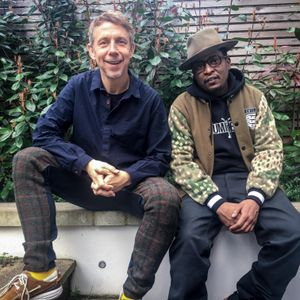Brownswood Basement: Gilles Peterson & Chris Dave in Conversation // 19-04-2018