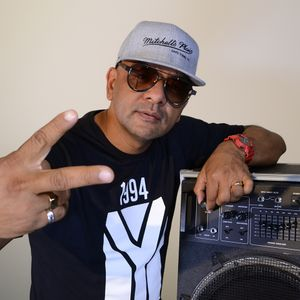 Dj Ready D plays at the GHFM Hip Hop Party Series  (3 Oct 2019)