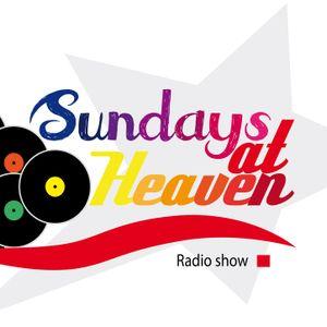 Sesión 3er Aniversario programa Sundays at Heaven parte 2