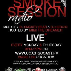 iTunes presents Smoke Session Radio