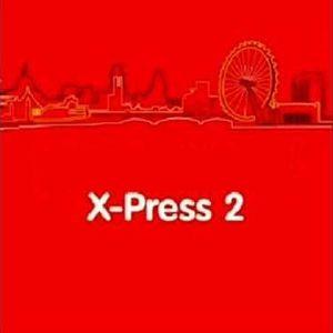 X-Press 2 -  Breezeblock Mix (16-04-2001)