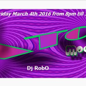 ATOMIX + March 4th 2016 RobO Acxit Web Radio