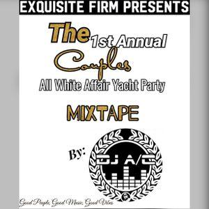 DJ A/C ~ All White Yacht Party Promo Warm Up(R&B/Hip-Hop/Dancehall)