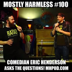 100! - Dammit Damian Burford answers questions from comedian Eric Henderson about 100 Episodes of Mo