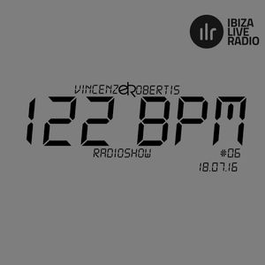 Vincenzo de Robertis pres. 122 BPM Radioshow #06 @ibizaliveradio.com 18_07_2016