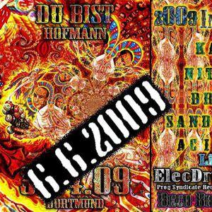 Dragan-psydo3D - Psychedelic Forest I (134bpm) 2009-05