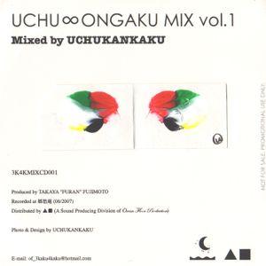 """UCHUKANKAKU """"UCHU ∞ ONGAKU vol.1-2"""" 2007"""
