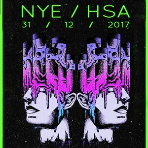 New Years Eve HSA Groningen