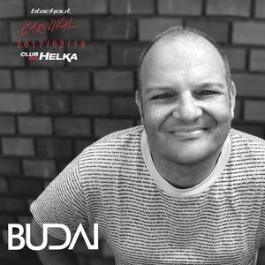 Budai live at Blackout Carnival - Club Helka - 20170218