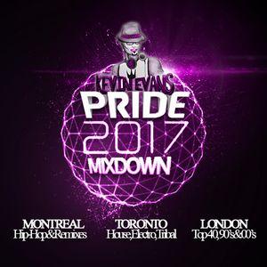 Pride 2017 MixDown