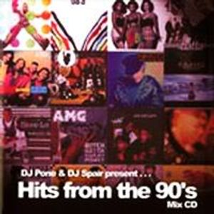 Dj Pone & Dj Spair- Hit's From The 90s Vol 1